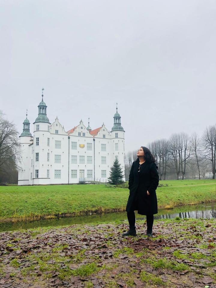 Around Hamburg: SchlossAhrensburg